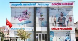 Ataşehir Belediyesi Sağlık Tesisleri