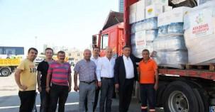 Ataşehir'den Hopa'ya yardım eli