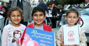 Ataşehir Belediyesi İçerenköy Sokak İftarı 2017