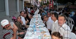 Ataşehir Belediyesi K. Bakkalköy Prestij Caddesi İftarı