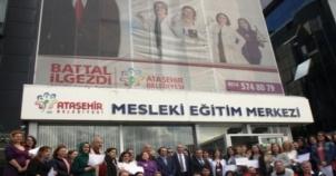 Ataşehir Belediyesi Meslek Edindirme Kursları, ATAMEM, Fotoları