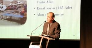 ATAŞEHİR'DE PAZARCI ESNAFINA EĞİTİM