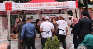 Ataşehir Belediyesi Küçükbakkalköy Prestij Caddesi İftarı 2018