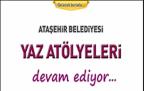Ataşehir Belediyesi Yaz Okulları, 2014