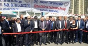 Ataşehir, Çankırı Yöreser Ürünler Etkinliği, 2016