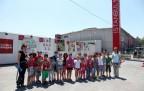 Ataşehirli Çocuklar, İstanbul Modern Sanat Müzesi Ziyareti