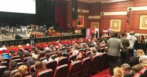 Ataşehir'de 3 okul 1 Konser