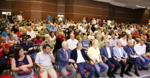 Ataşehir, Emekevler Kentsel dönüşüm Sakinleri Tapularını ve Anahtarlarını Aldılar