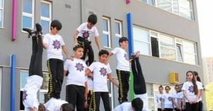 Polis Haftası Etkinliği, Ataşehir Emlak Konut Ortaokulu, 2017