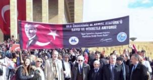 Ataşehir Engelliler Derneği Anıtkabir Ziyareti