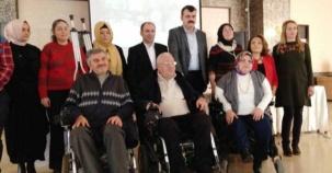 Ataşehir Engelliler Dernegi Yeni Yönetim Tanışma Toplantısı