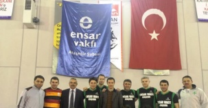 Ataşehir Ensar Vakfı, Veteran Futbol Turnuvası 2016
