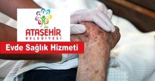 Ataşehir Belediyesi Evde Sağlık Hizmeti