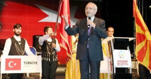 Ataşehir Belediyesi Kardeş Kültürler Festivali 2016