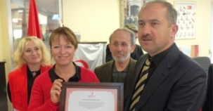 Ataşehir Kızılay, Kan Bağışı Yapanlara Ödül Verildi, 2018