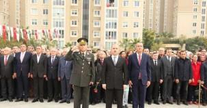 Ataşehir Atatürk'ü Anma Töreni, 2015