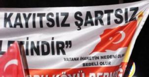 Ataşehir Sivil Toplum Örgütleri Demokrasi Nöbetinde 2016