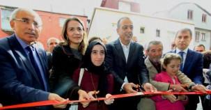 Ataşehir, Ahmet Telli Çocuk ve Halk Kütüphanesi açıldı