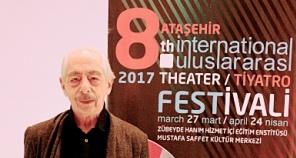 Ataşehir'de Perdeler Genco Erkal ve Ferhan Şensoy ile açıldı