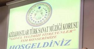 Ataşehir Türk Sanat Müziği Konseri, Gönül Sesimizi titretenler Konseri, 2017