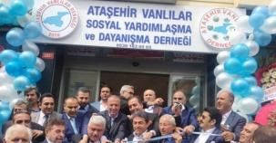 Ataşehir Vanlılar Derneği Açılışı 2017