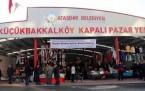 Ataşehir, Küçükbakkalköy Kapalı Semt Pazarı