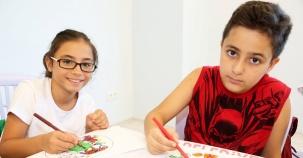 Ataşehirli Çocuklar Sanatla Büyüyor
