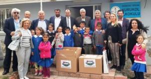AYEDER, Anadolu Avrupa Yakası Erzincanlılar Derneği Yönetimi, Erzincan ilçe ve köy okullarında hediye dağıtımı, 2017
