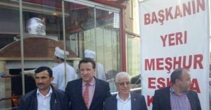 Başkanın Yeri, Eşkiya Kebabı, Kuzu Çevirme, Ataşehir