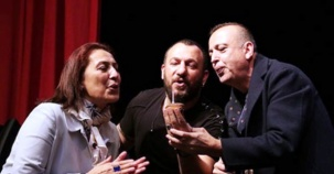 Battal İlgezdi 60. Yaş gününü kutladı 2019
