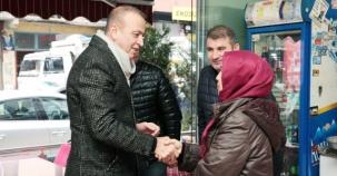Battal İlgezdi, Esatpaşa, Mustafa Kemal Mahallesi Esnaf Ziyareti 2019
