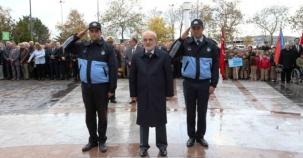 Beykoz 10 Kasım Çelenk Koyma ve Atatürk'ü Anma Töreni, 2016