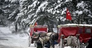 Bolu Kış Manzaraları 2015