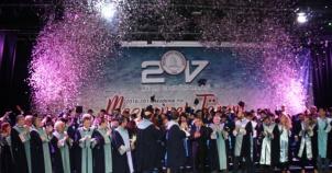 Bülent Ecevit Maden Mühendisliği Diploma Töreni 2017
