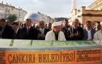 İdris Şahin'in Babası, Arif Şahin'in Cenaze Fotoları