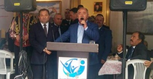 Çandef, İstanbul Çankırı Dernekler Federasyonu Yeni Binası Açılışı 2017