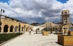 Çankırı Ahmet Yesevi Meydanı