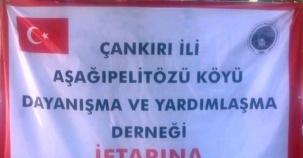 İstanbul Ataşehir, Çankırı Aşşağıpelitözü Derneği İftarı 2016