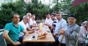 Çankırı Aşşagıpelitözü Köyü İftarı 2015