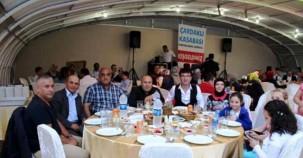 Çankırı Çardaklı Belediyesi İftarı 2015