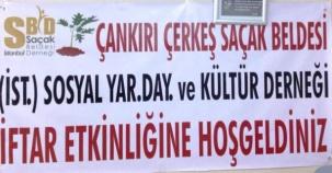 Saçak Beldesi, İstanbul Derneği İftarı, 2016