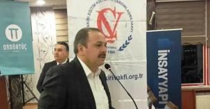 İstanbul Çankırı Egitim Kültür Vakfı, Eğitime Destek Toplantısı 2017