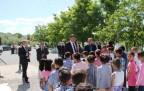 Çankırı'da Karne Dağıtım Töreni