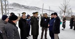 Kore Gazisi Ali Öz Son Yolculuğuna Çankırı'da Uğurlandı