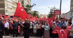 Çankırı Teröre Lanet Yürüyüşü 2015