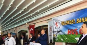 İstanbul Çankırı Vakfı Bahar Kahvaltısı 2016