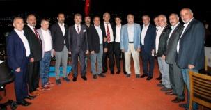 Çankırı Vakfı, Eğitim Gönüllülerini 'Boğaz'daki İftarda Buluşturdu 2018