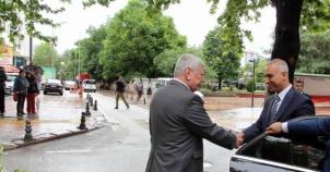 Çankırı Valisi Mesut Köse Görevine Başladı