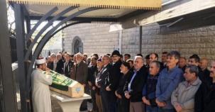 Cemil Kırım, Cenaze Namazı 2017