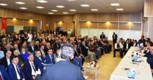 Çevre ve Şehircilik Bakanımız Mehmet Özhaseki Ataşehir Etkinliği